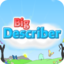 Describer learning English Game